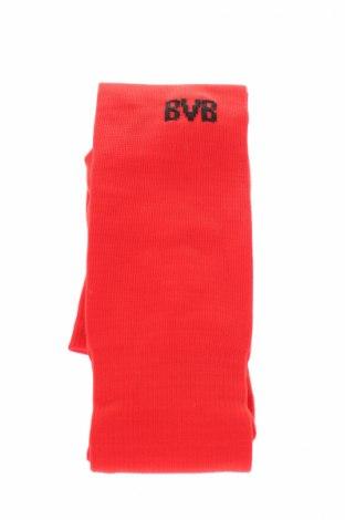 Ciorapi pentru sport PUMA, Mărime L, Culoare Roșu, 70% poliester, 25% bumbac, 5% elastan, Preț 47,37 Lei