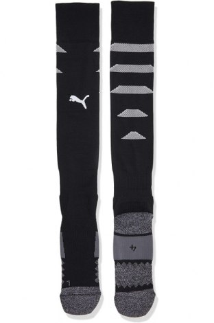 Športové ponožky  PUMA, Veľkosť M, Farba Čierna, 65% polyester, 18% polyamide, 15% polyamide, 2% elastan, Cena  10,39€