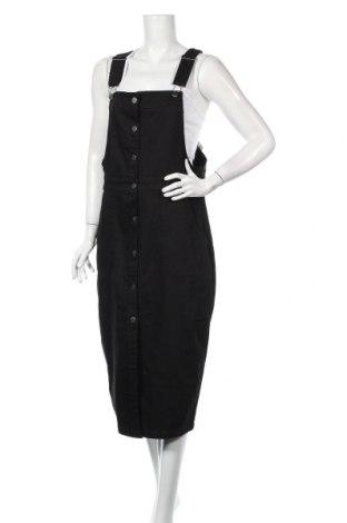 Γυναικεία σαλοπέτα Dr. Denim, Μέγεθος XL, Χρώμα Μαύρο, Τιμή 21,64€