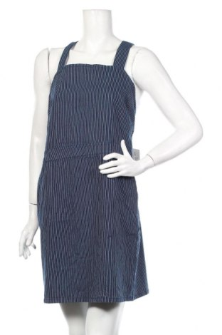 Dámske šaty s trákmi  Dorothy Perkins, Veľkosť L, Farba Modrá, 98% bavlna, 2% elastan, Cena  23,81€