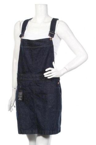 Dámske šaty s trákmi  Dr. Denim, Veľkosť XL, Farba Modrá, 100% bavlna, Cena  39,12€
