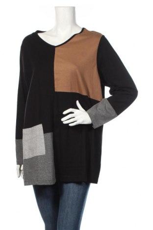 Tunika, Rozmiar XL, Kolor Czarny, 100% bawełna, Cena 63,00zł