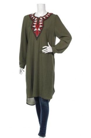 Τουνίκ Cc Fashion, Μέγεθος XXL, Χρώμα Πράσινο, 97% πολυεστέρας, 3% ελαστάνη, Τιμή 16,55€