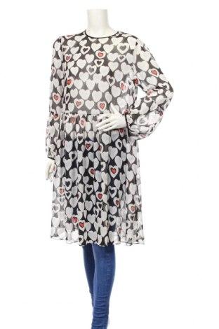 Tunică Emporio Armani, Mărime XL, Culoare Multicolor, Poliester, Preț 379,66 Lei