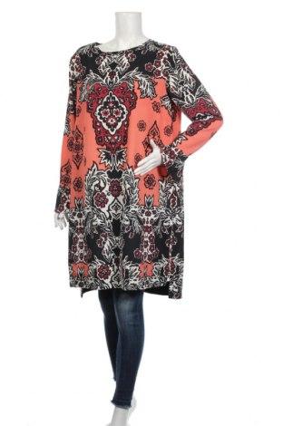 Tunika H&M, Rozmiar XL, Kolor Kolorowy, 97% poliester, 3% elastyna, Cena 78,00zł