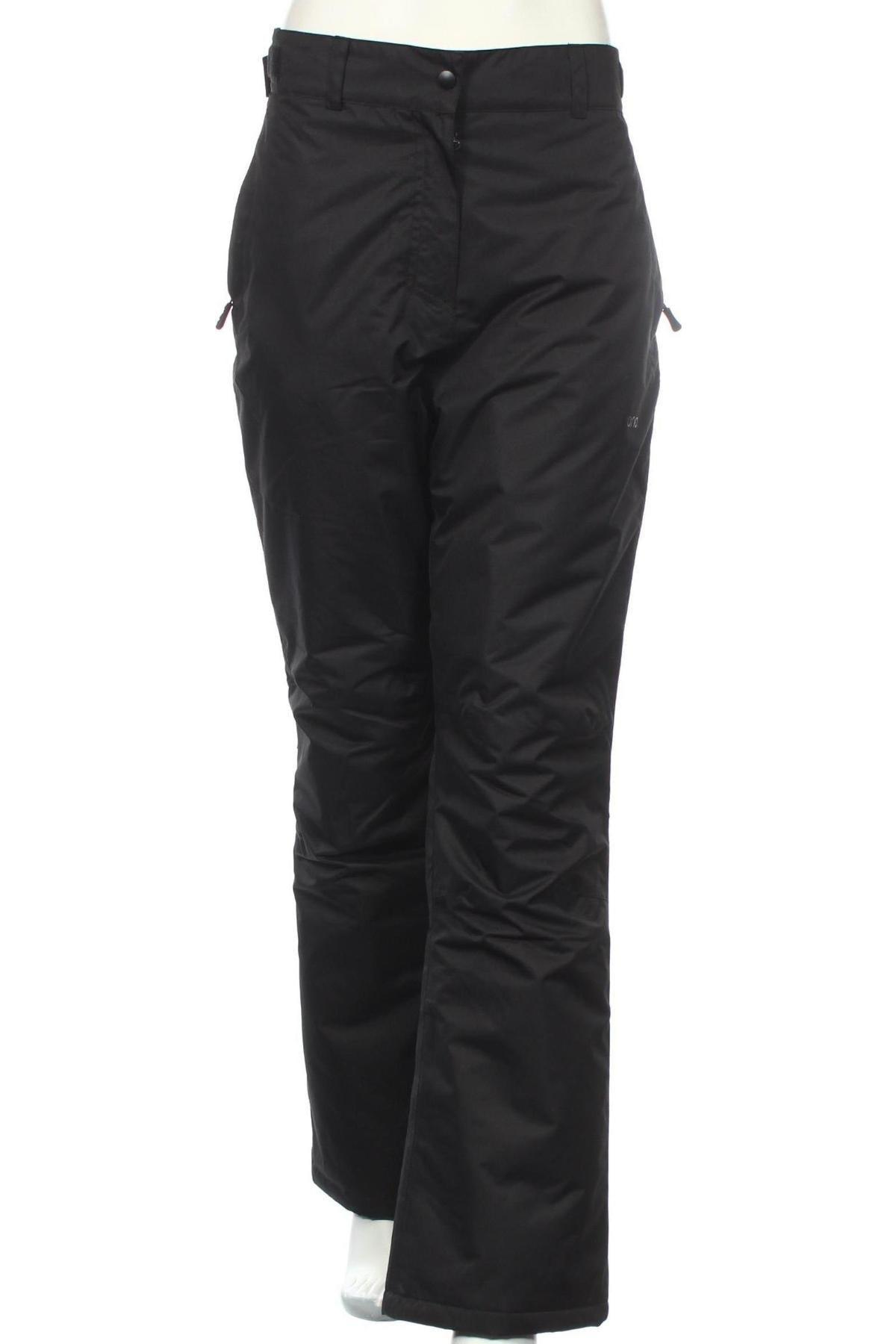 Дамски панталон за зимни спортове, Размер XL, Цвят Черен, Полиестер, Цена 35,60лв.