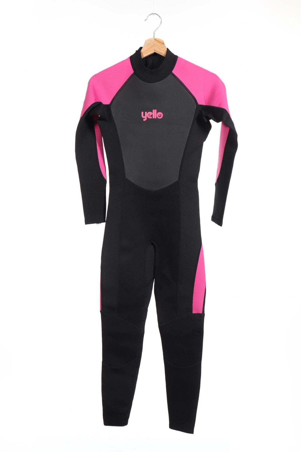 Костюм за водни спортове, Размер XS, Цвят Черен, 90% неопрен, 10% полиестер, Цена 66,75лв.