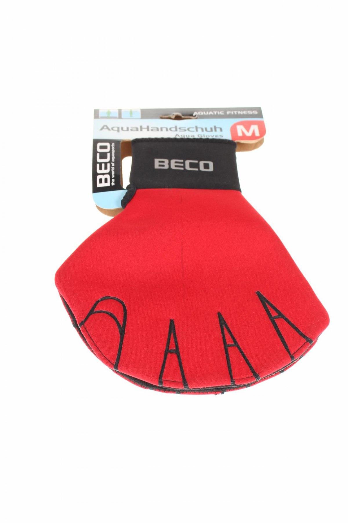 Ръкавици Beco, Цвят Червен, Неопрен, Цена 15,95лв.