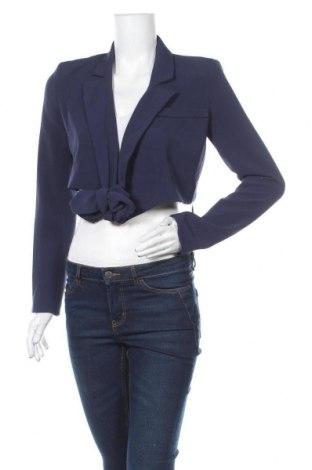 Дамско сако 4th & Reckless, Размер S, Цвят Син, 95% полиестер, 5% еластан, Цена 44,50лв.