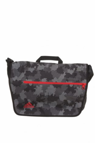 Τσάντα φορητού υπολογιστή Adidas, Χρώμα Μαύρο, Κλωστοϋφαντουργικά προϊόντα, Τιμή 21,82€