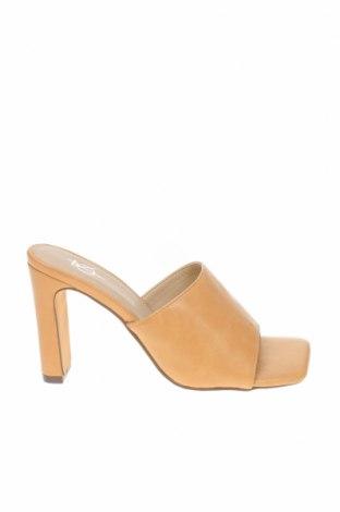 Pantofle 4th & Reckless, Velikost 36, Barva Hnědá, Eko kůže, Cena  589,00Kč