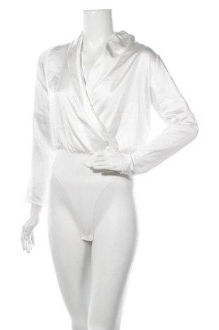 Дамска блуза - боди 4th & Reckless, Размер S, Цвят Бял, Полиестер, Цена 24,50лв.