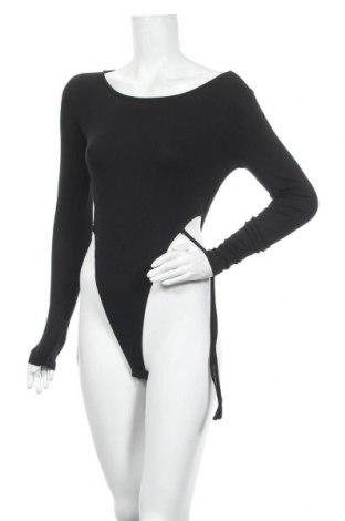 Дамска блуза - боди 4th & Reckless, Размер M, Цвят Черен, 95% полиестер, 5% еластан, Цена 22,00лв.