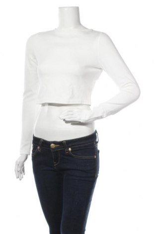 Дамска блуза 4th & Reckless, Размер M, Цвят Бял, 65% памук, 33% полиестер, 2% еластан, Цена 24,50лв.