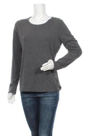 Γυναικεία μπλούζα Banana Republic, Μέγεθος L, Χρώμα Γκρί, 58% βαμβάκι, 38% μοντάλ, 4% ελαστάνη, Τιμή 16,66€