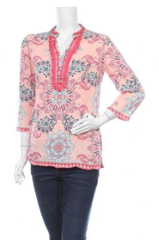 Дамска блуза Charter Club, Размер XS, Цвят Многоцветен, Вискоза, Цена 17,64лв.