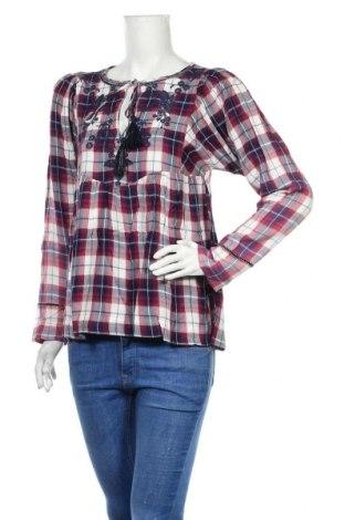 Дамска блуза Desigual, Размер XS, Цвят Многоцветен, Вискоза, Цена 5,88лв.
