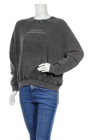 Bluză de femei Even&Odd, Mărime M, Culoare Gri, Bumbac, Preț 55,52 Lei
