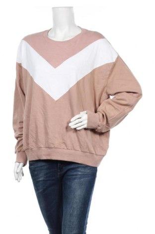 Γυναικεία μπλούζα H&M Divided, Μέγεθος XL, Χρώμα Ρόζ , Βαμβάκι, Τιμή 9,94€