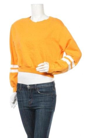 Γυναικεία μπλούζα H&M Divided, Μέγεθος M, Χρώμα Κίτρινο, 60% βαμβάκι, 40% πολυεστέρας, Τιμή 9,94€