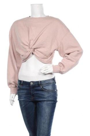 Γυναικεία μπλούζα H&M Divided, Μέγεθος M, Χρώμα Ρόζ , 55% βαμβάκι, 45% πολυεστέρας, Τιμή 8,83€
