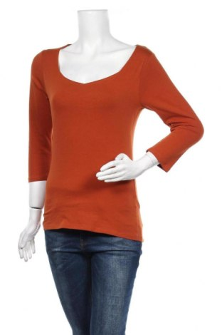 Дамска блуза Haily`s, Размер M, Цвят Кафяв, Цена 13,39лв.