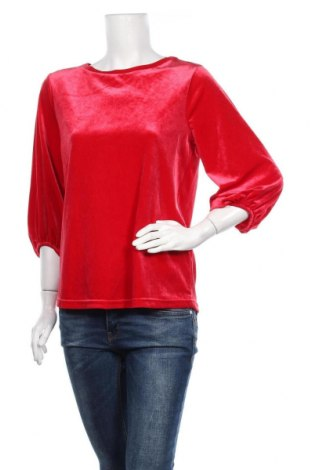 Γυναικεία μπλούζα Hampton Republic, Μέγεθος M, Χρώμα Κόκκινο, 94% πολυεστέρας, 6% ελαστάνη, Τιμή 11,04€