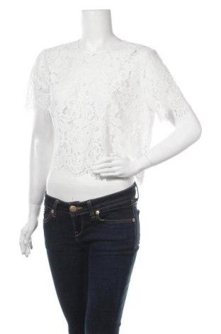 Дамска блуза Ivy & Oak, Размер XL, Цвят Бял, 75% памук, 25% полиамид, Цена 59,25лв.