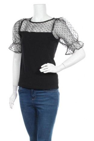 Дамска блуза Jacqueline De Yong, Размер M, Цвят Черен, Цена 16,80лв.