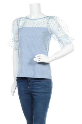 Дамска блуза Jacqueline De Yong, Размер M, Цвят Син, Цена 16,80лв.