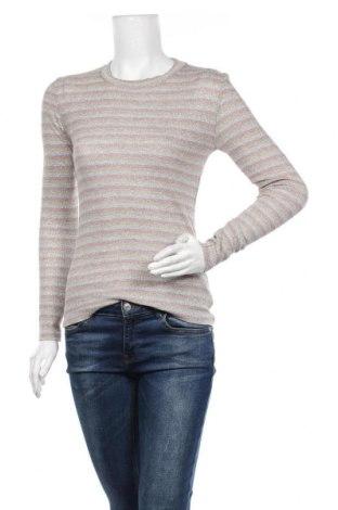 Дамска блуза Mads Norgaard, Размер M, Цвят Многоцветен, 35% памук, 35% модал, 30% метални нишки, Цена 23,63лв.