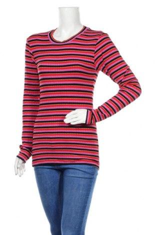 Дамска блуза Mads Norgaard, Размер L, Цвят Многоцветен, 86% вискоза, 8% еластан, 6% метални нишки, Цена 17,85лв.