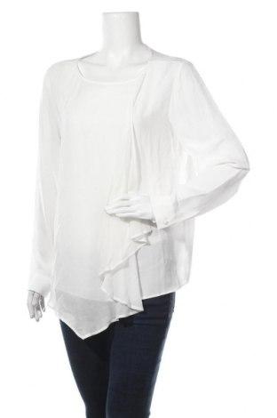 Дамска блуза Max&Co., Размер L, Цвят Бял, Вискоза, Цена 69,72лв.