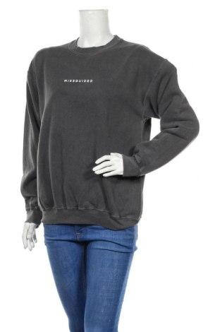 Bluză de femei Missguided, Mărime S, Culoare Gri, Preț 51,17 Lei