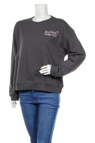 Дамска блуза NEW girl ORDER, Размер XS, Цвят Сив, Цена 19,75лв.