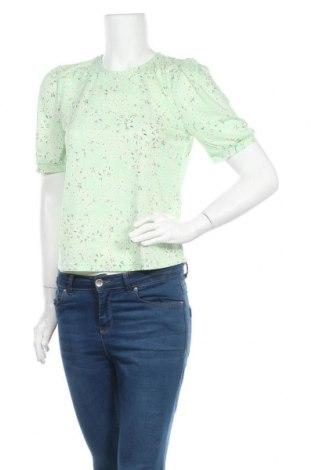 Дамска блуза ONLY, Размер M, Цвят Зелен, Цена 16,80лв.