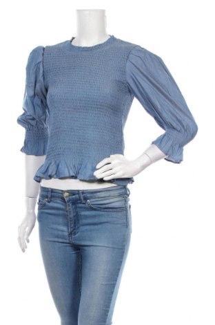 Γυναικεία μπλούζα ONLY, Μέγεθος M, Χρώμα Μπλέ, Βαμβάκι, Τιμή 11,37€