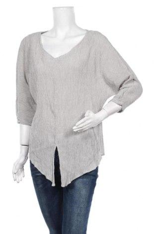 Дамска блуза Object, Размер M, Цвят Сив, Цена 6,98лв.