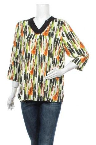 Дамска блуза Pont Neuf, Размер XS, Цвят Многоцветен, Вискоза, Цена 4,46лв.