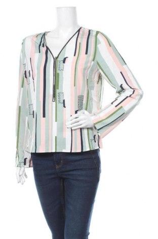 Дамска блуза SHEIN, Размер L, Цвят Многоцветен, Полиестер, Цена 18,90лв.