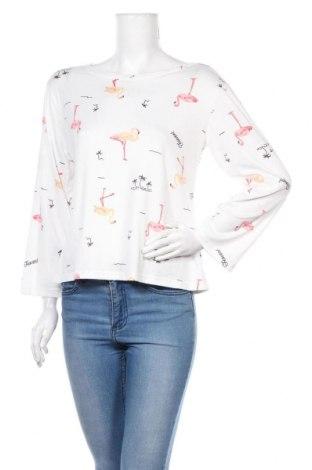 Дамска блуза SHEIN, Размер S, Цвят Многоцветен, 97% полиестер, 3% еластан, Цена 12,50лв.