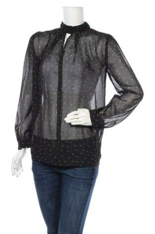 Дамска блуза Soaked In Luxury, Размер M, Цвят Черен, Цена 4,99лв.