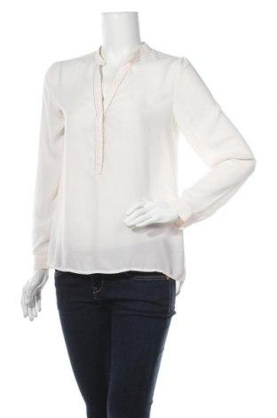 Дамска блуза Soaked In Luxury, Размер M, Цвят Екрю, Полиестер, Цена 4,73лв.