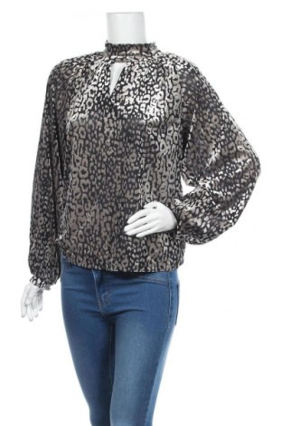 Дамска блуза Soaked In Luxury, Размер S, Цвят Черен, 67% полиестер, 25% полиамид, 8% еластан, Цена 24,57лв.