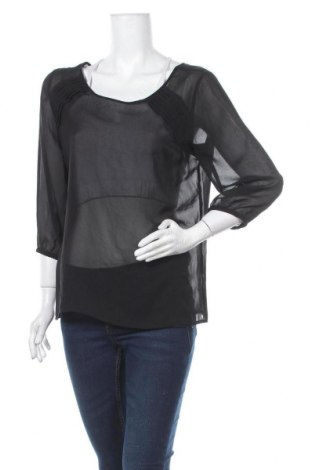 Дамска блуза Soaked In Luxury, Размер M, Цвят Черен, Цена 4,35лв.