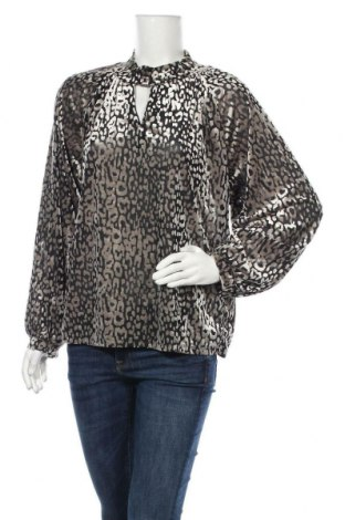 Дамска блуза Soaked In Luxury, Размер L, Цвят Черен, 67% полиестер, 25% полиамид, 8% еластан, Цена 23,36лв.