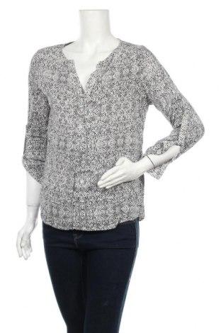 Дамска блуза Sussan, Размер M, Цвят Бял, Вискоза, Цена 5,45лв.