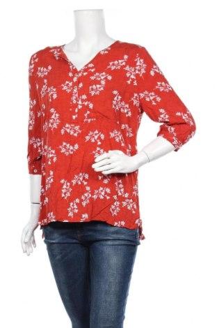 Дамска блуза Sussan, Размер L, Цвят Червен, Вискоза, Цена 9,24лв.