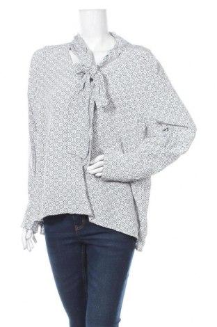 Дамска блуза Sussan, Размер XL, Цвят Бял, Вискоза, Цена 4,73лв.