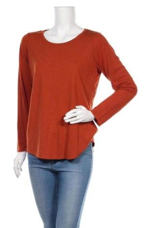 Γυναικεία μπλούζα Suzanne Grae, Μέγεθος M, Χρώμα Καφέ, Πολυεστέρας, βισκόζη, Τιμή 9,25€